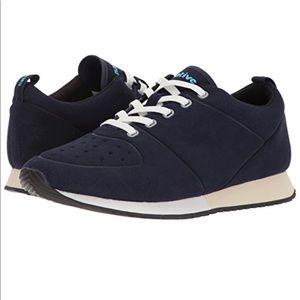Native Cornell Navy Regatta Blue Shoes Unisex 9 11